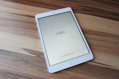 Apple, mini iPad 5: News e Rumors sull'uscita del 2018