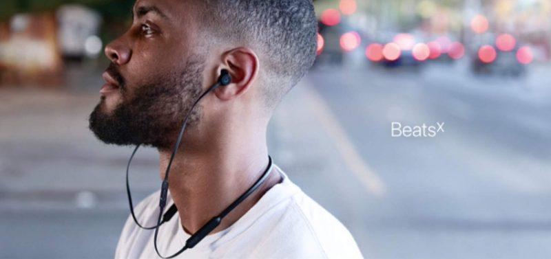 Apple diminuisce il prezzo degliauricolari BeatsX e abolisce alcuni modelli