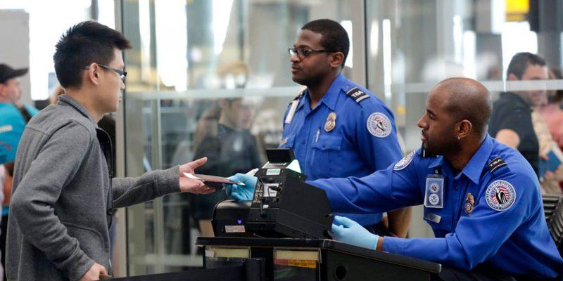 Come aprire un lucchetto TSA
