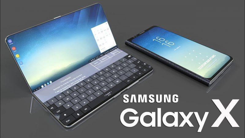 Samsung pensa al prossimo notebook pieghevole