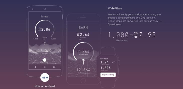 Come funziona SweatCoin e quanto si guadagna
