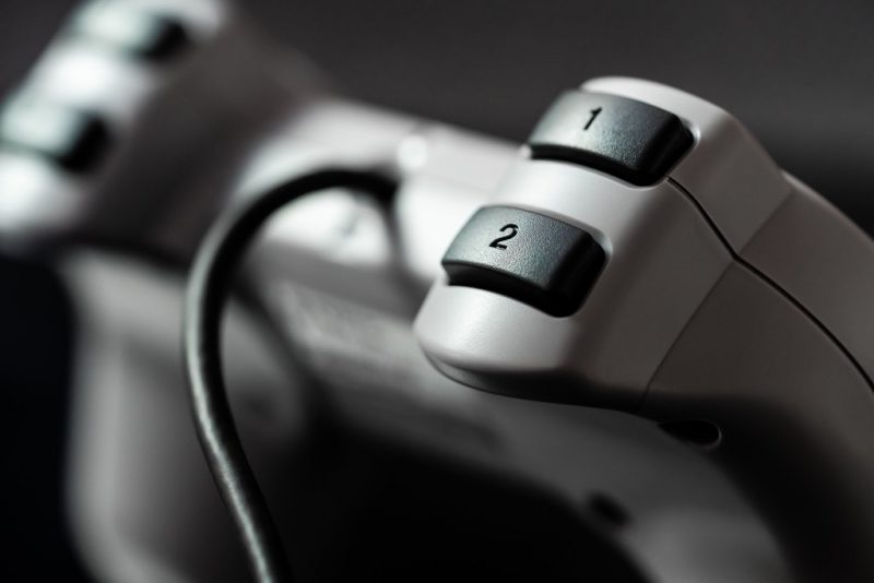 Controller PlayStation Classic