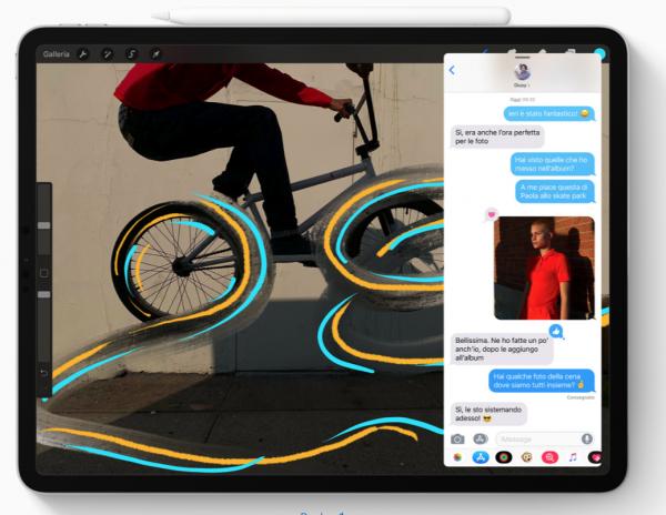 Presentato ufficialmente il Nuovo Ipad Pro 2018