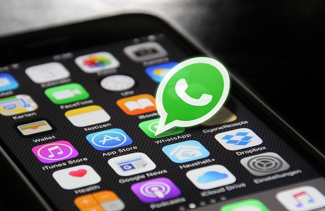 Da Oggi le foto Cancellate su Whatsapp si possono recuperare