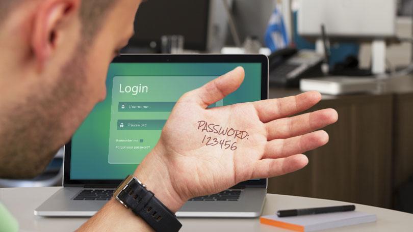 L'Insicurezza del Web per Colpa delle 10 Password più Errate di Sempre