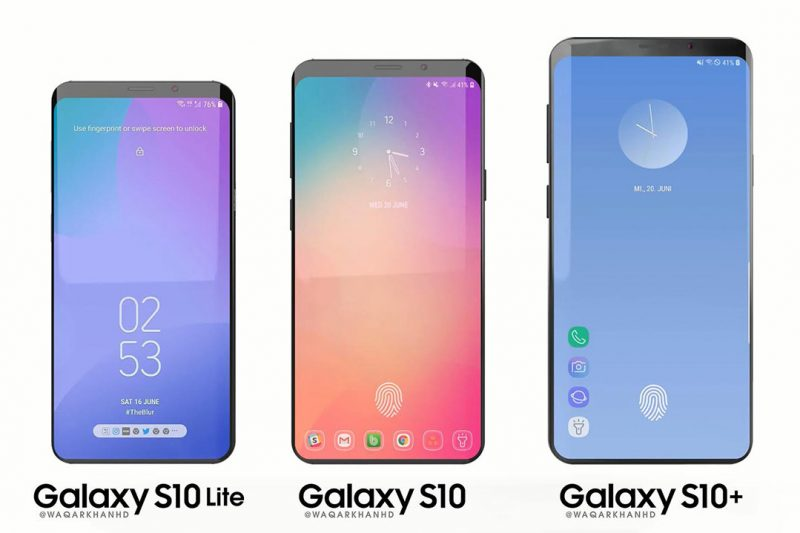 Samsung Galaxy S10 Lite Low Cost