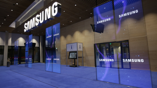 Samsung Mostrerà i suoi Primi Notebook con pannelli OLED in 4K