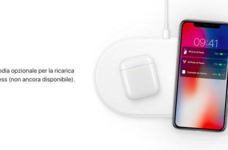 Finalmente in produzione L'AirPower di Apple; La base di ricarica made in Cupertino arriverà nel 2019?