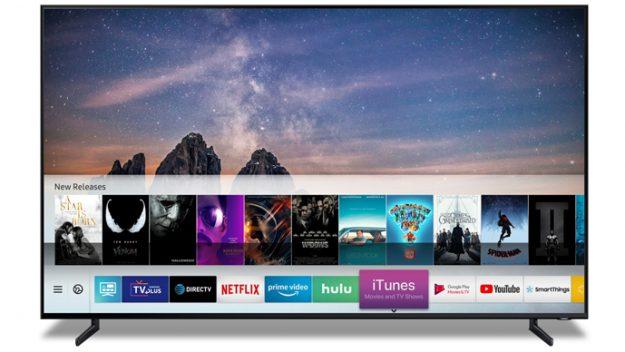 Samsung sta per aggiungere Itunes e AirPlay sulle proprie Smart Tv