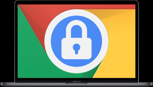 Google presenta la sua estensione su Chrome, che valuta le password