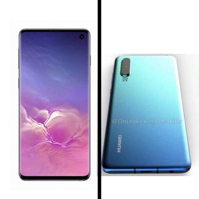 Samsung S10 e Huawei P30; Il confronto di Supercellulari