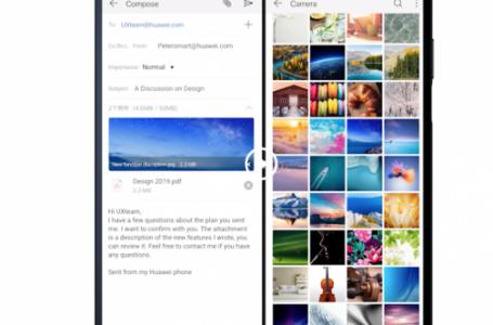 Huawei presenta il nuovo Mate X; Il primo Huawei con schermo pieghevole
