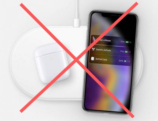 Apple cancella definitivamente l'AirPower; Ecco le possibili cause