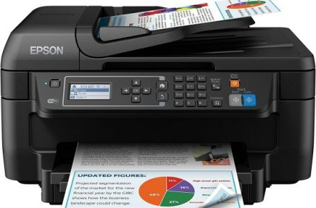 Le recensioni di SuperCellulari; Stampante a getto d'inchiostro Epson WorkForce WF-2750DWF