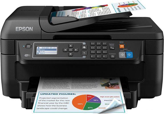 Le recensioni di SuperCellulari; Stampante a getto d'inchiostro Epson WorkForce WF-2750DWF