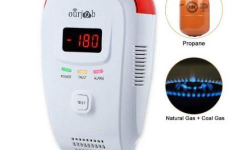 Rilevatore di gas Ourjob GPL/Gas Naturale