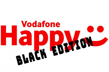 Vodafone Happy Black Edition