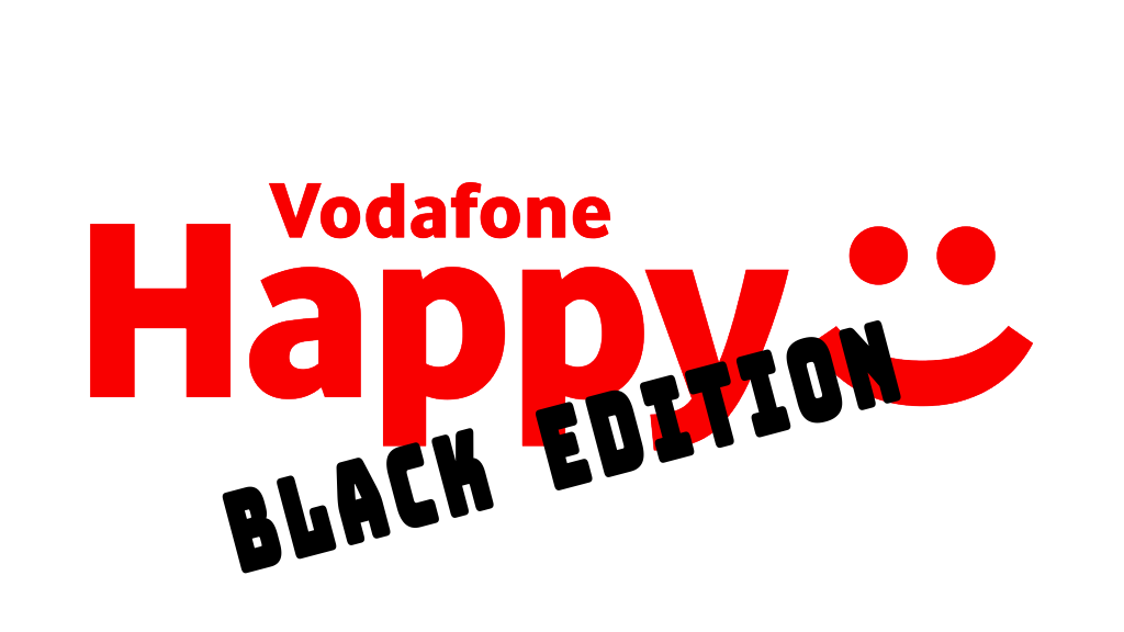 Vodafone Happy Black Edition
