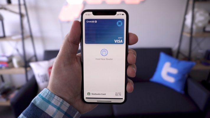 Doppio click iPhone X Apple Pay