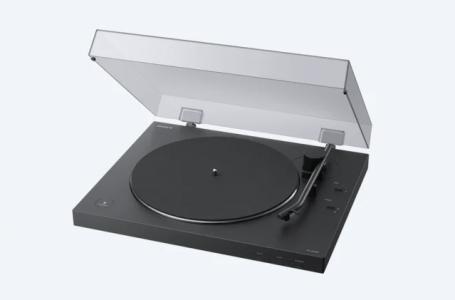 Sony presenta il primo Giradischi Bluetooth