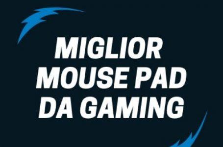 Miglior Mouse Pad da Gaming; Ecco quale scegliere