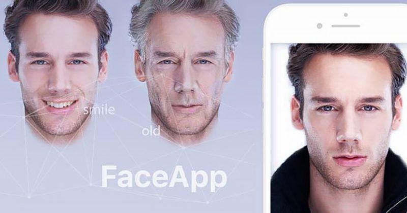 FaceApp ruba i dati