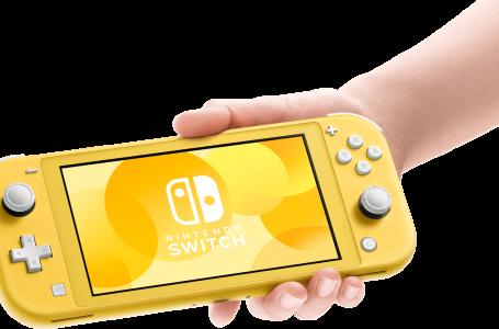 Arriva Nintendo Switch Lite; il 20 settembre la console nintendo Low-Cost