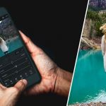 La migliore app di fotografia per iPhone: Lightroom