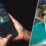 La migliore app di fotografia per iPhone: Lightroom