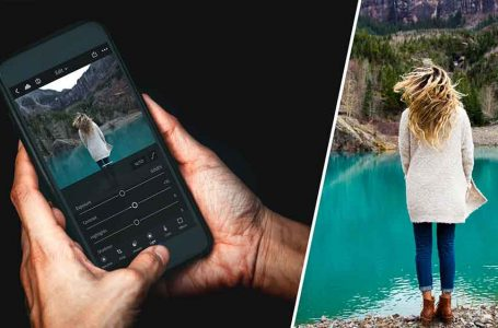 La migliore app di fotografia su iPhone: Lightroom