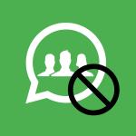 Non essere aggiunti a gruppi indesiderati su Whatsapp