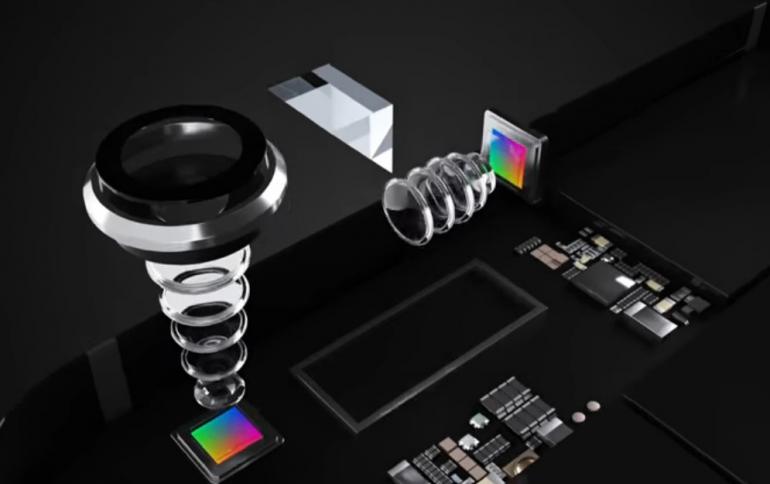 Samsung Galaxy S11 fotocamera 108 megapixel