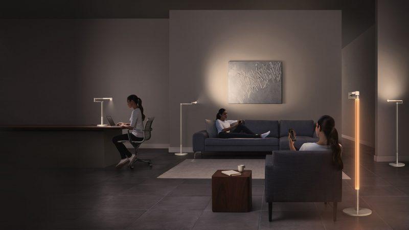 Lampade a luce solare per interni