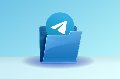 Come creare cartelle su Telegram