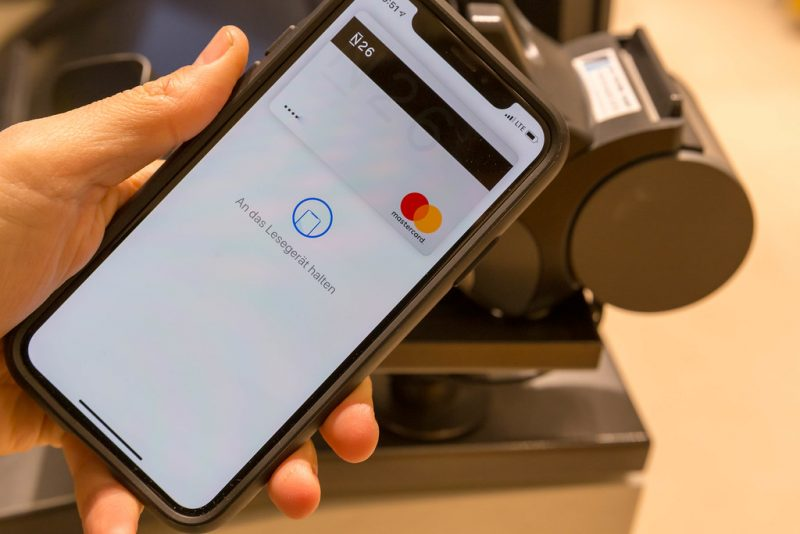 Pagare contactless con Android