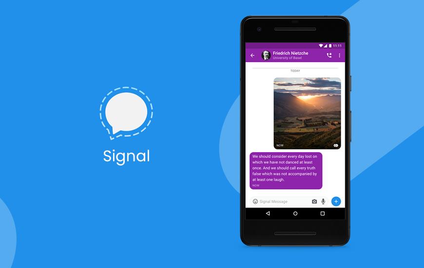 Signal quanto è sicuro