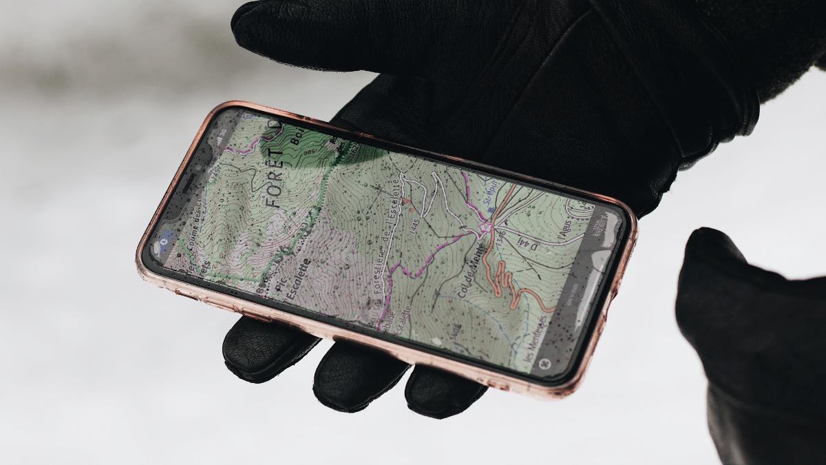 Mappe di Apple funziona offline